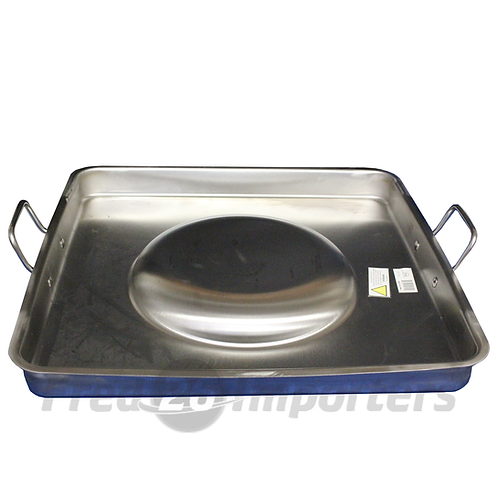 Stainless Steel Comal 50*50*5cm