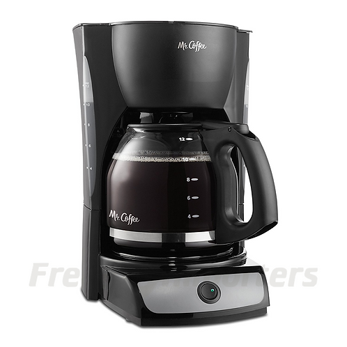 Mr. Coffee 12 Cup Switch Coffeemaker
