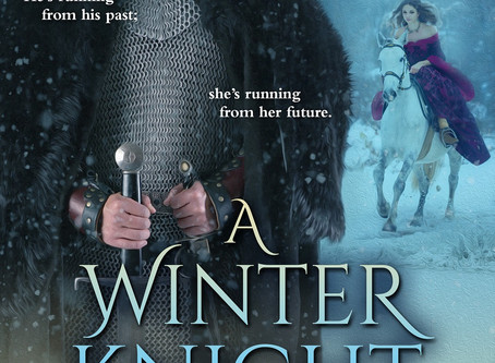 Medieval Monday and A Winter Knight