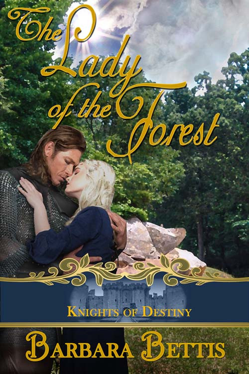 The Lady of the Forest by Barabara Betts