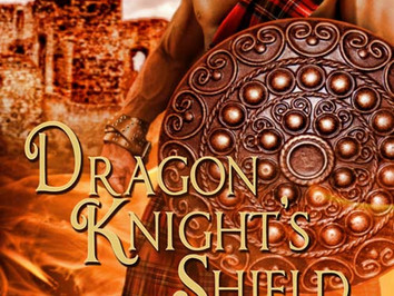 Mary Morgan and Dragon Knight's Shield