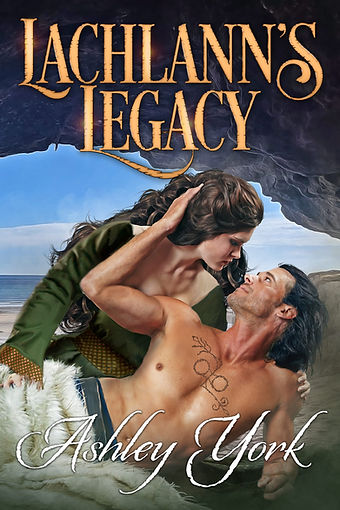 Lachlann's Legacy by Ashley York