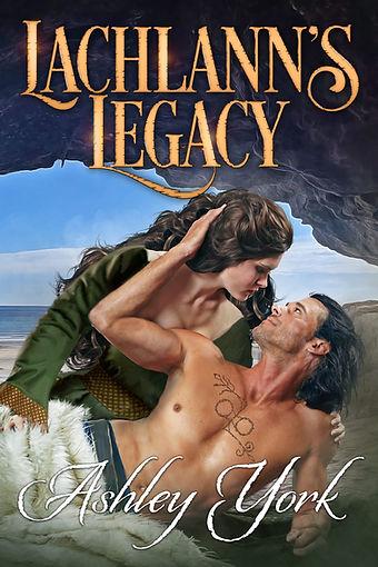 Lachlann's Legacy by Ashley York