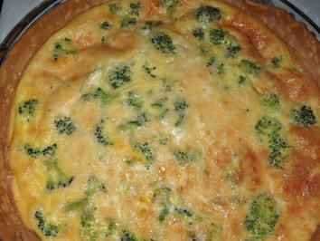 Quiche - An Unassuming Dish