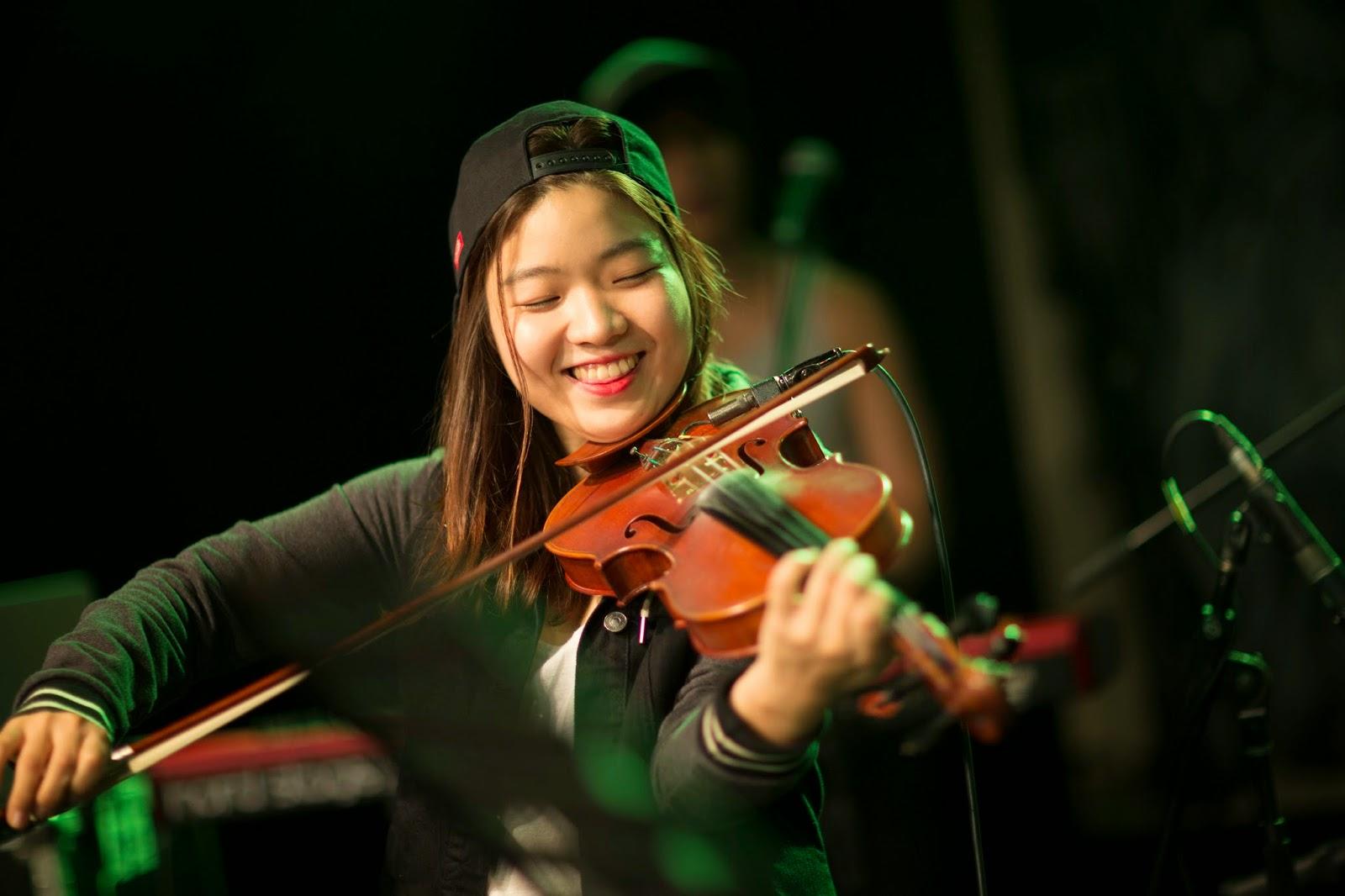 Kim Eun Hyung Violin
