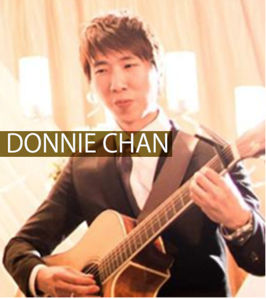 DONNIE CHAN