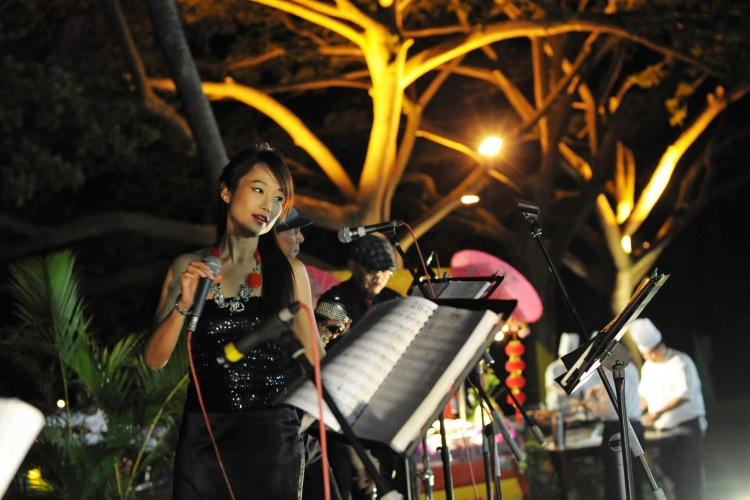 Hummingbird Vocalist - Alexandra Hsieh 2