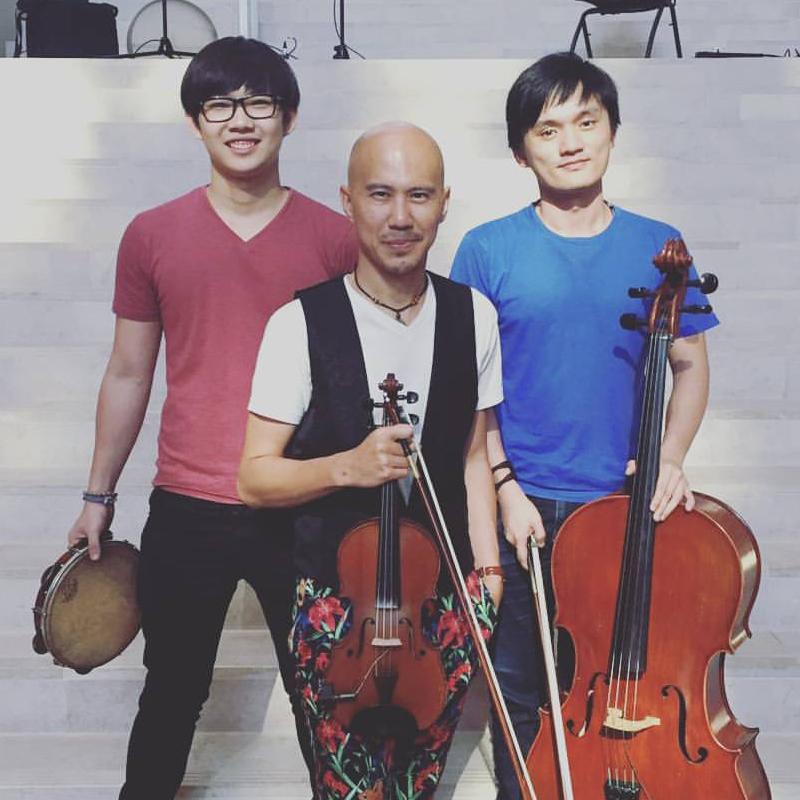 Hummingbird - Kailin Yong Trio 1