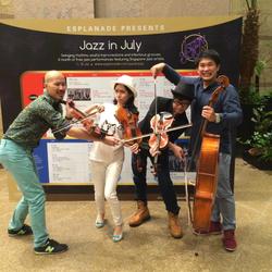 Hummingbird - Y String Quartet 3