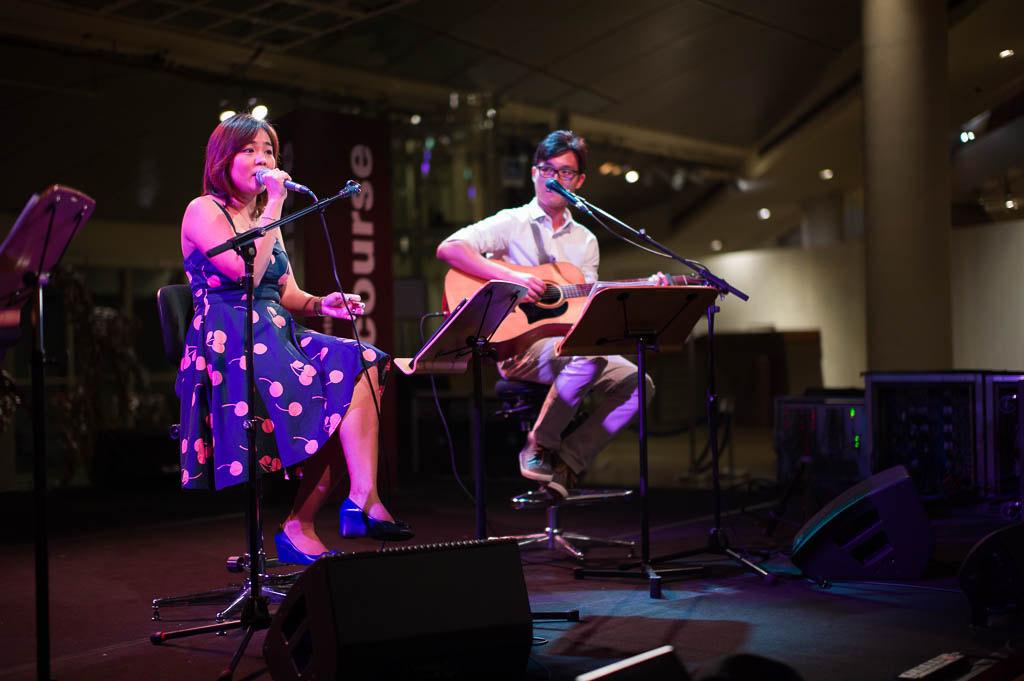 Hummingbird Vocalist - Tricia Zhou 4