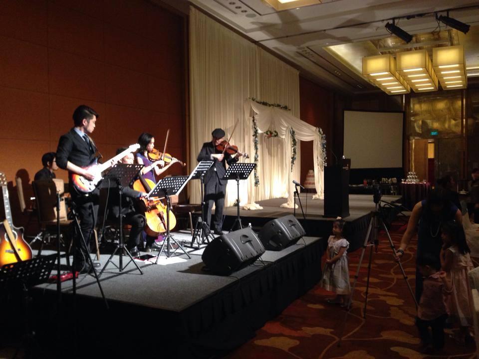 Hummingbird - Vivo Quintet 2