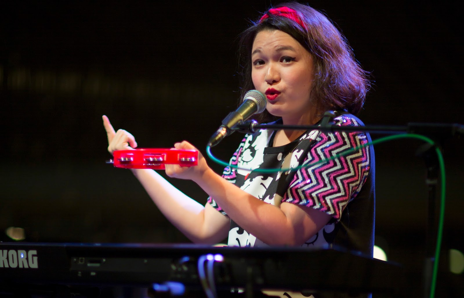 Hummingbird Vocalist - Zeeaura Ang Zhi Hui 3