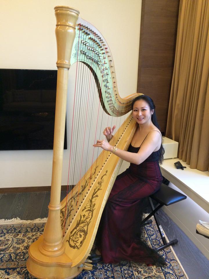 Hummingbird - Harp 3