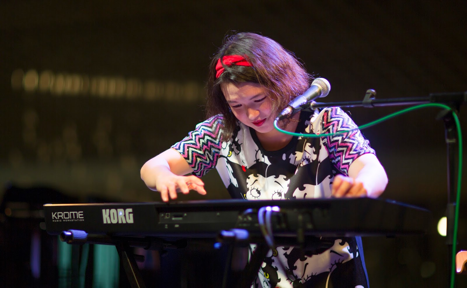 Hummingbird Vocalist - Zeeaura Ang Zhi Hui 4