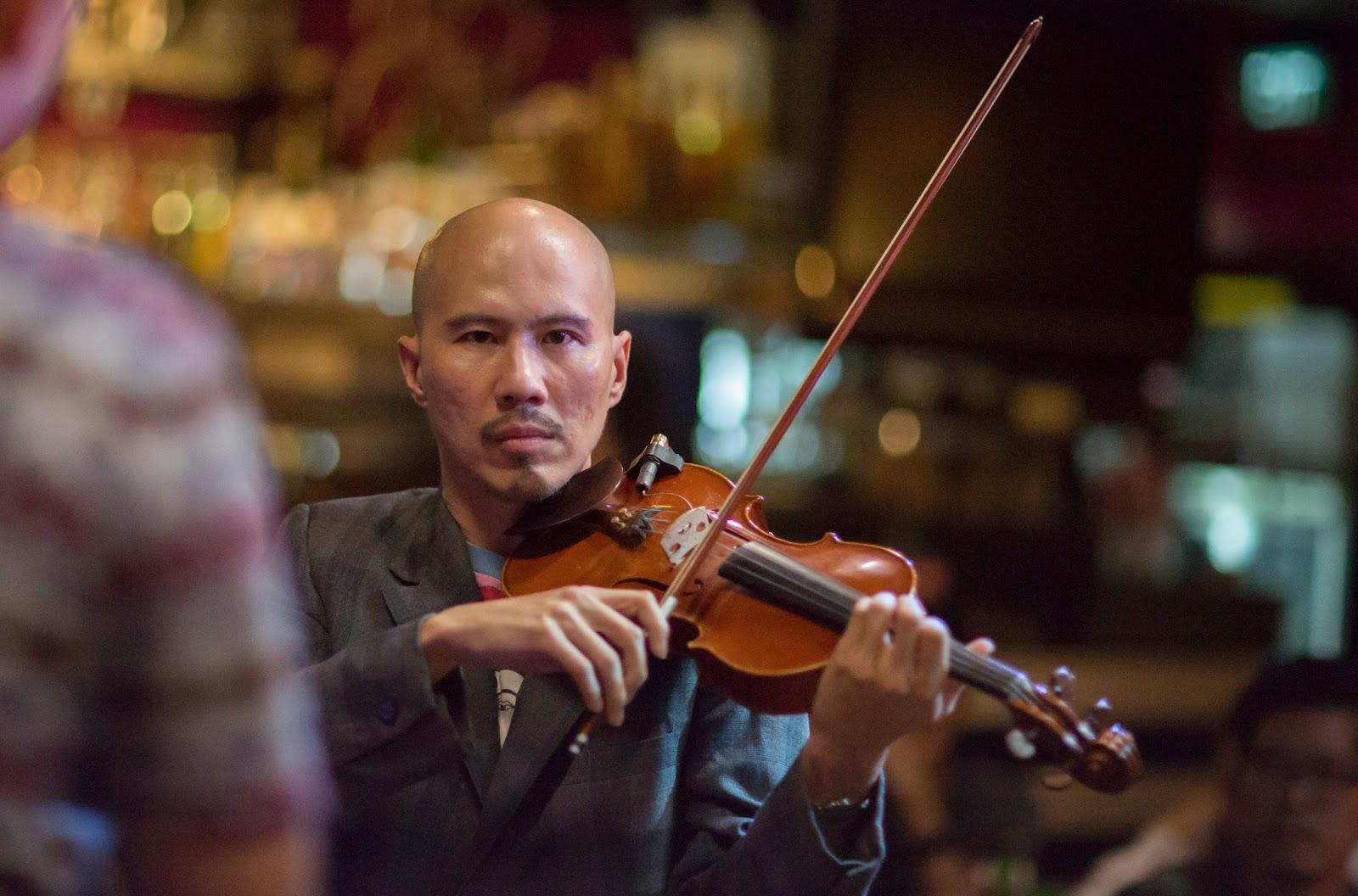 Kailin Yong Violin