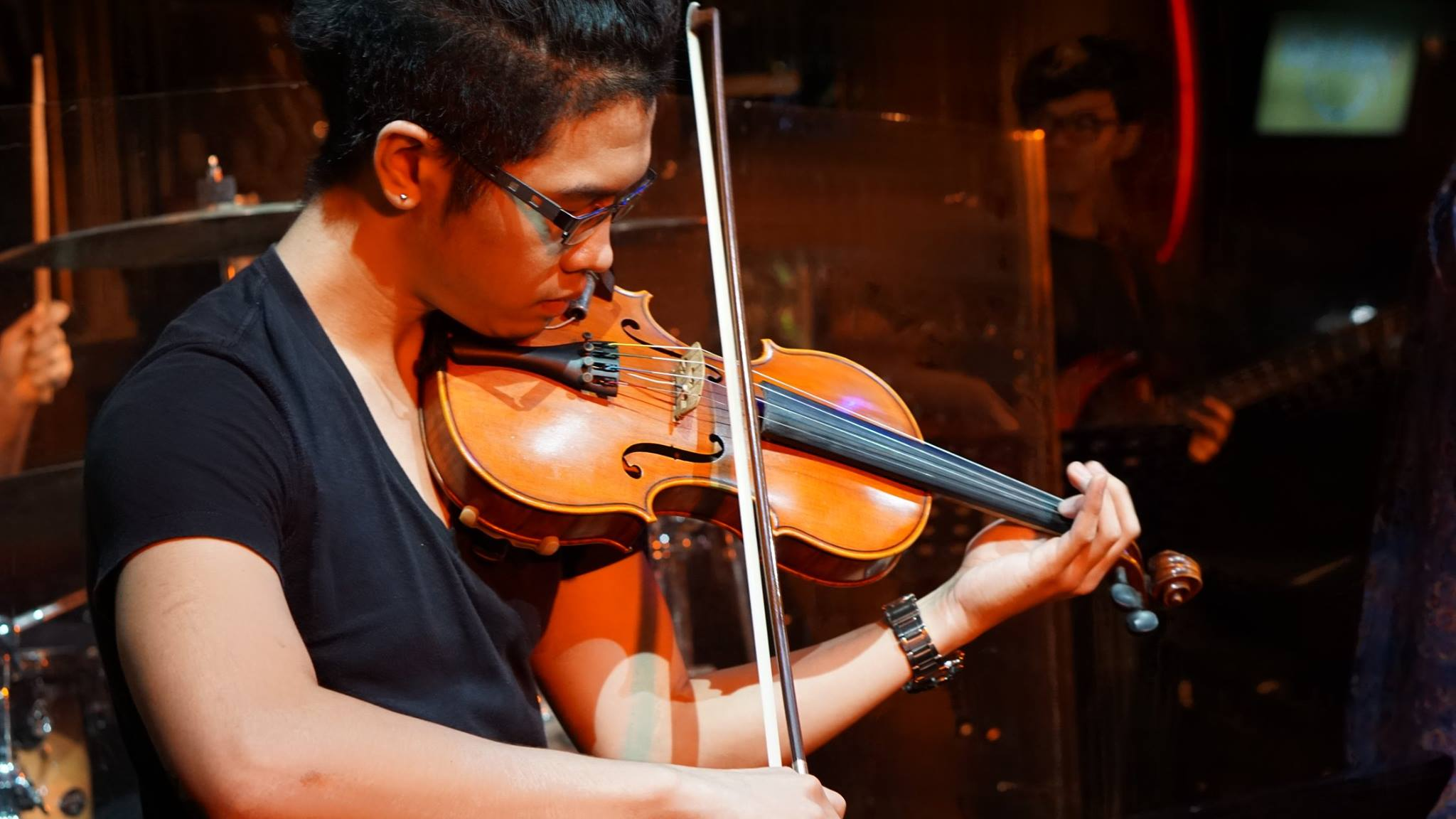 Jeffrey Tan Violin