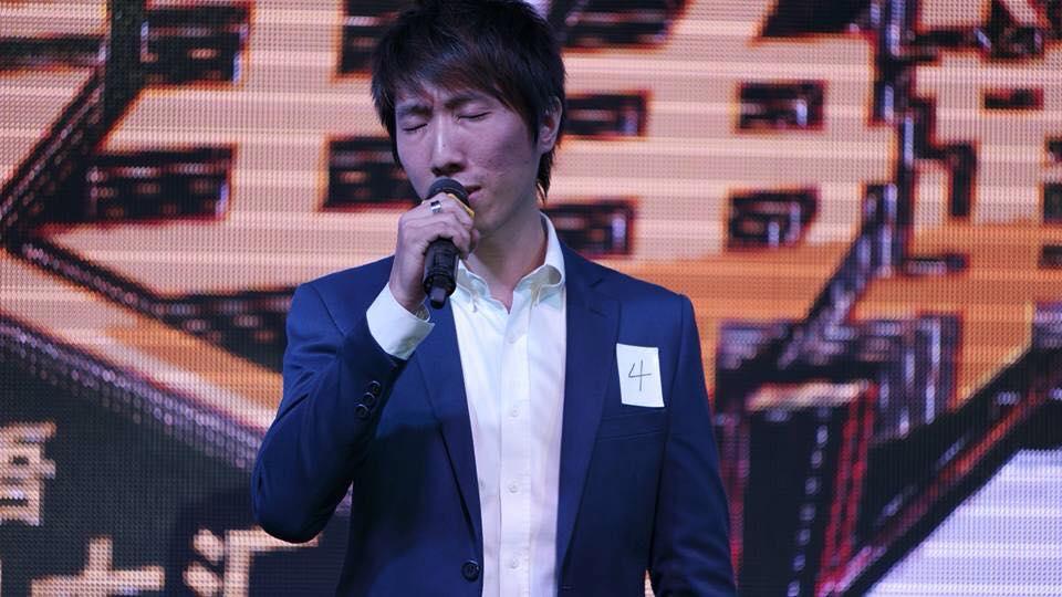 Hummingbird Vocalist - Donnie Chan 4