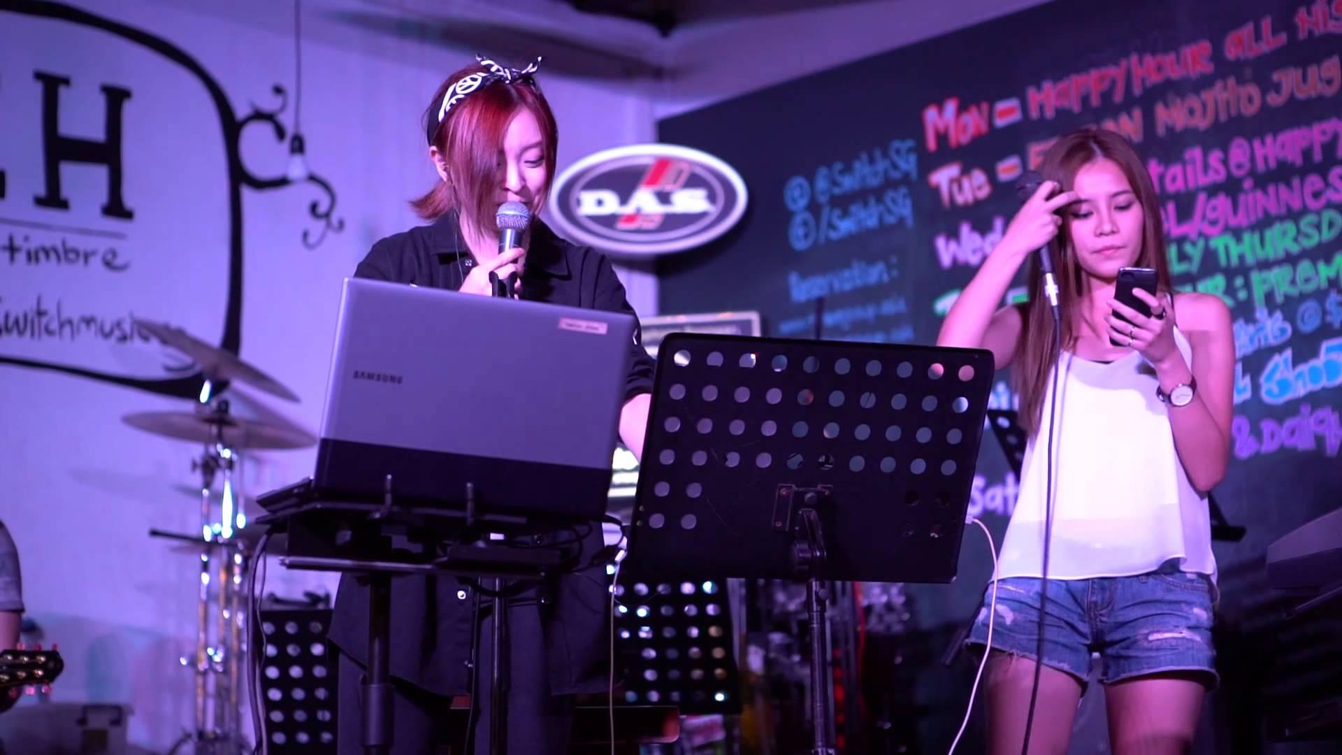Hummingbird Vocalist - Cherelle Tan 2