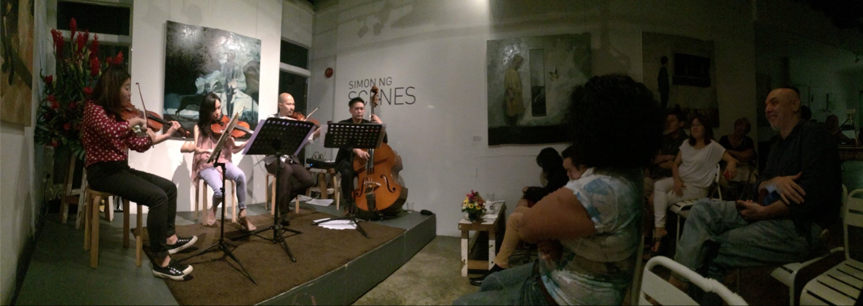 Hummingbird - Y String Quartet 1