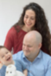 GlutenFreegan family photo