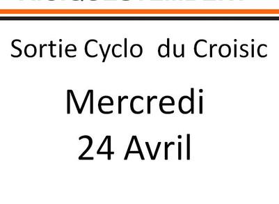 Sortie Cyclo du CROISIC 2019
