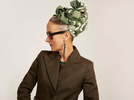 Caryn Franklin MBE on Responding to COVID 19 with Resilience & Resourcefulness