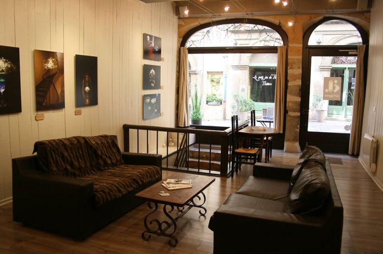 Galerie Artigone Lyon 2