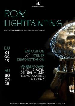 Affiche Artigone expo