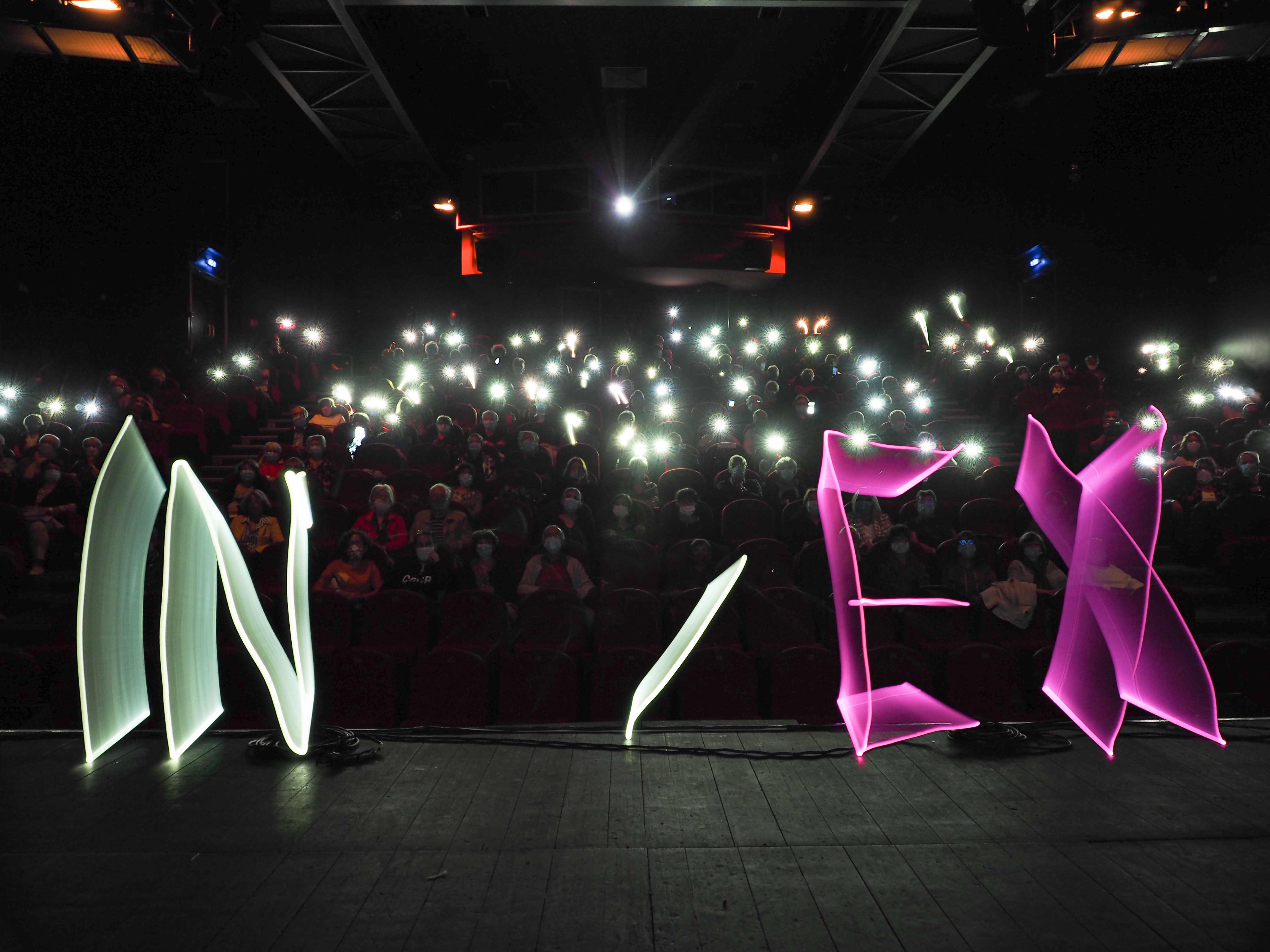 Expo Rom Light Painting Andrezieux