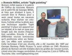 Office tourisme Hauteville article