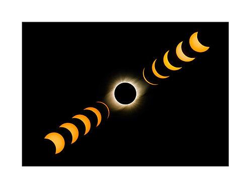 Eclipse Solar 2019