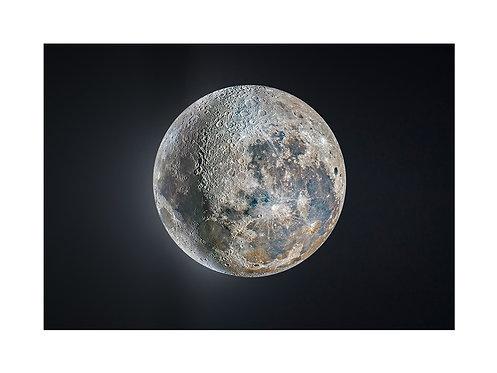 Luna Creciente Menguante