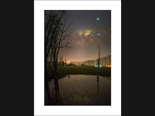 Noche en el Arroyo
