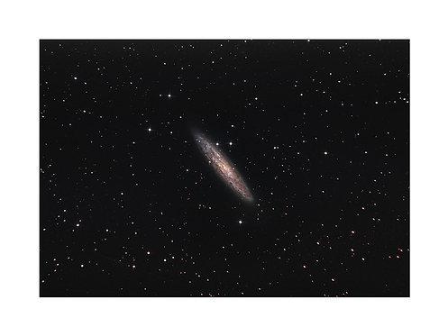 Galaxia del Escultor