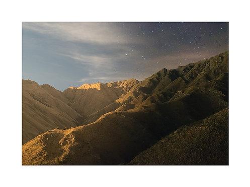 Día y Noche en las Sierras