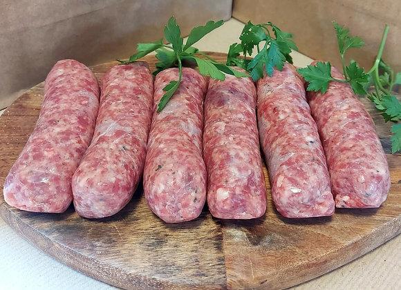 Wild Venison Sausage - 6