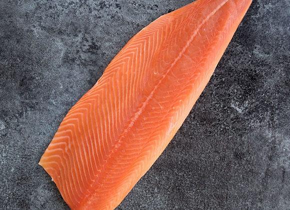 Smoked Scottish Salmon - Wiltshire Smokehouse
