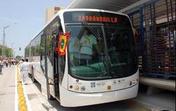 Transmetro-Barranquilla.