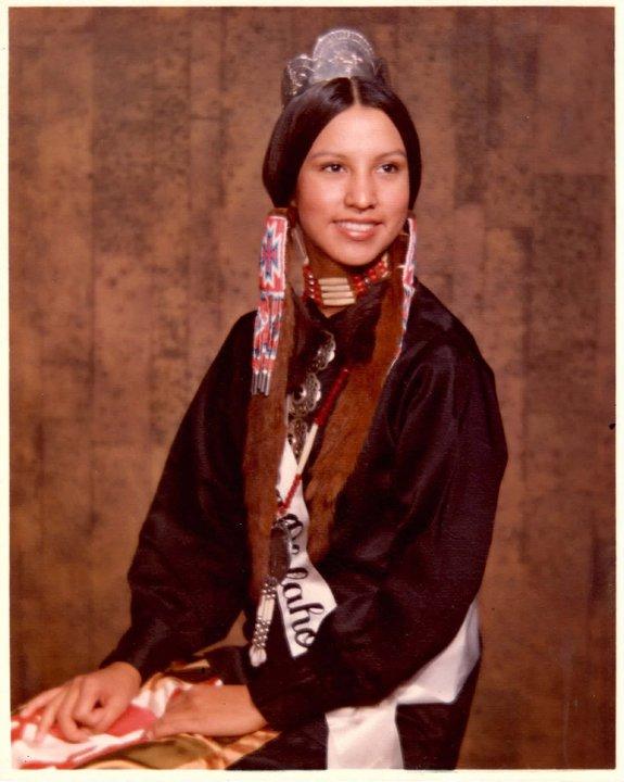 1975 MIO Susan Arkeketa