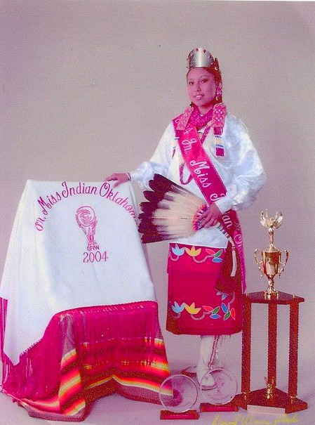 2004 JMIO - Julia Maker (Osage)