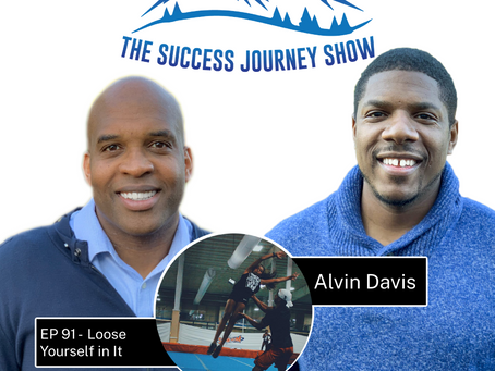 EP-91 Loose Yourself in it w/ Alvin Davis