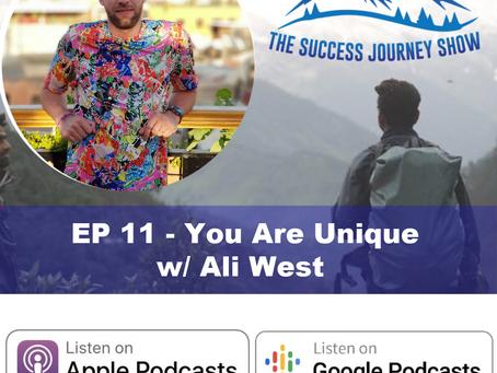 Health & Fitness | EP 11 - You are Unique w/ Ali West