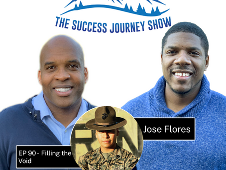 EP-90 Filling the Void w/Jose Flores
