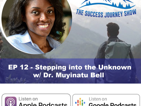 MIT Award Winning Engineer   EP 12- Stepping into the Unknown w/ Dr. Muyinatu Bell