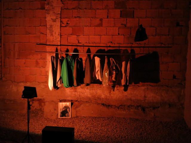 Instalación de vestuario en Pedaló