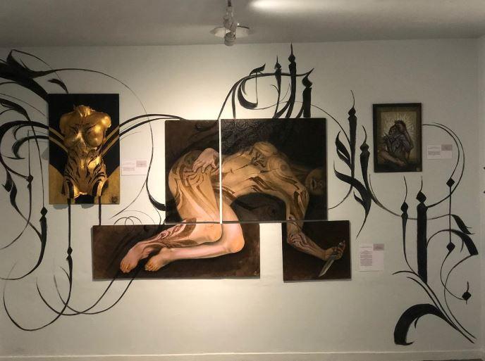 Exposición 'Diatriba'