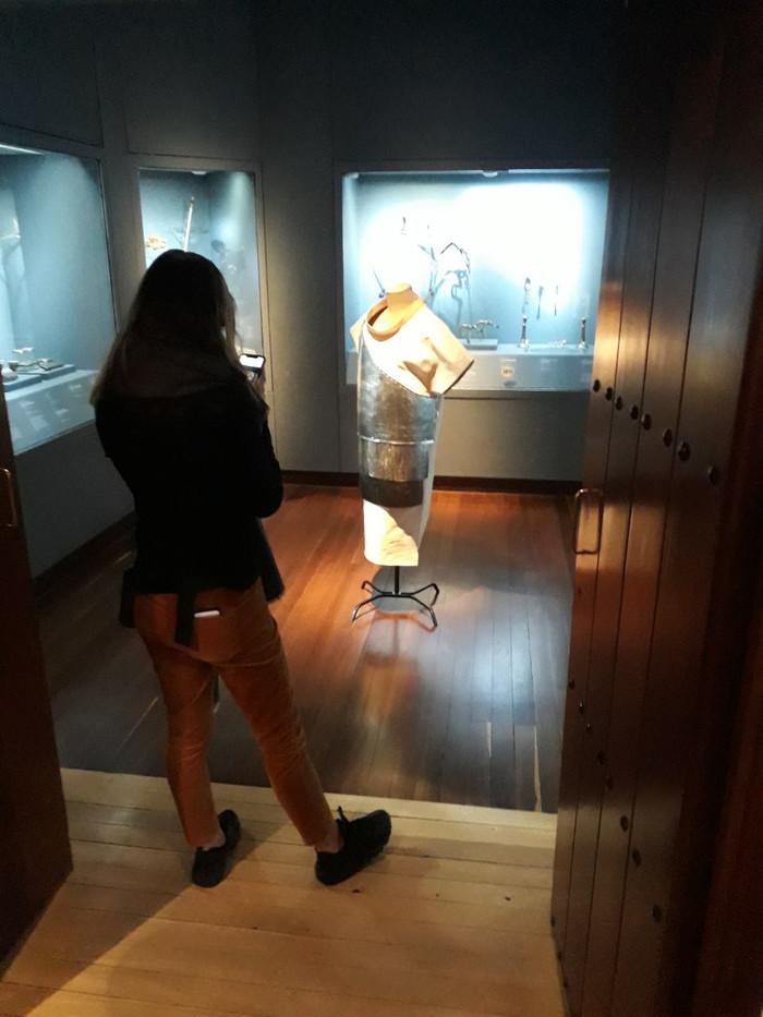 En el Museo Nacional