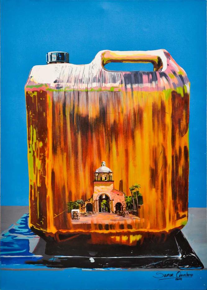 'Made in Cúcuta' de Samir  Quintero