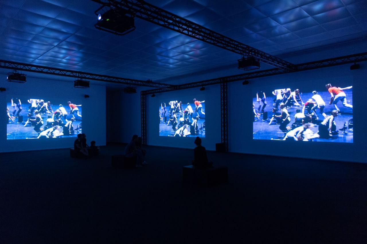 Instalación creada por Goebbels / Wonge Bergmann