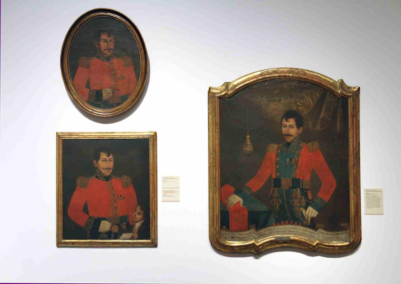 Pintores de la Independencia